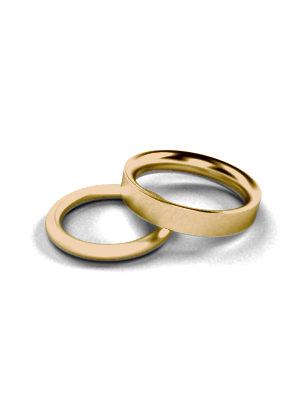 diseño alianzas boda