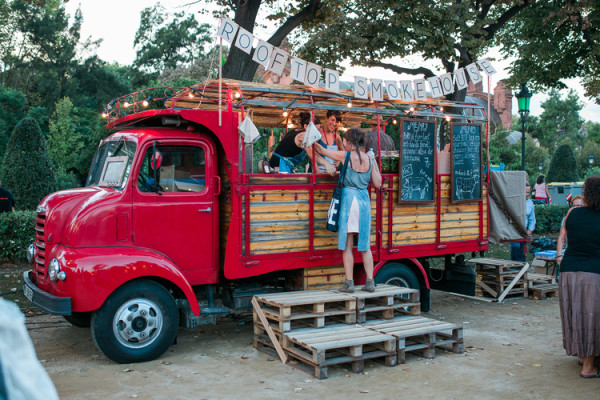 evento foodtruck caravana rooftop smokehouse