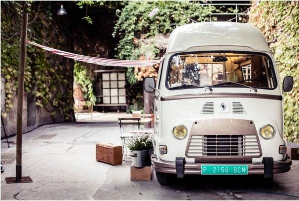 evento foodtruck caravana l'estafette